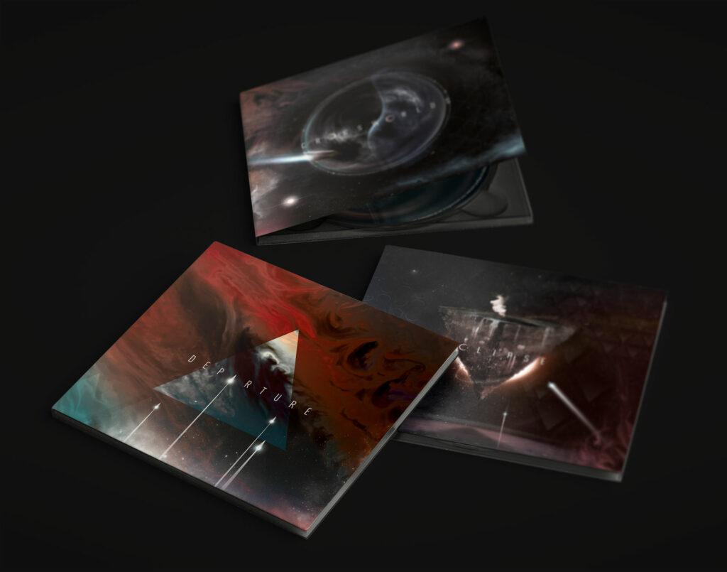 3 EP de la trilogie Buy Jupiter