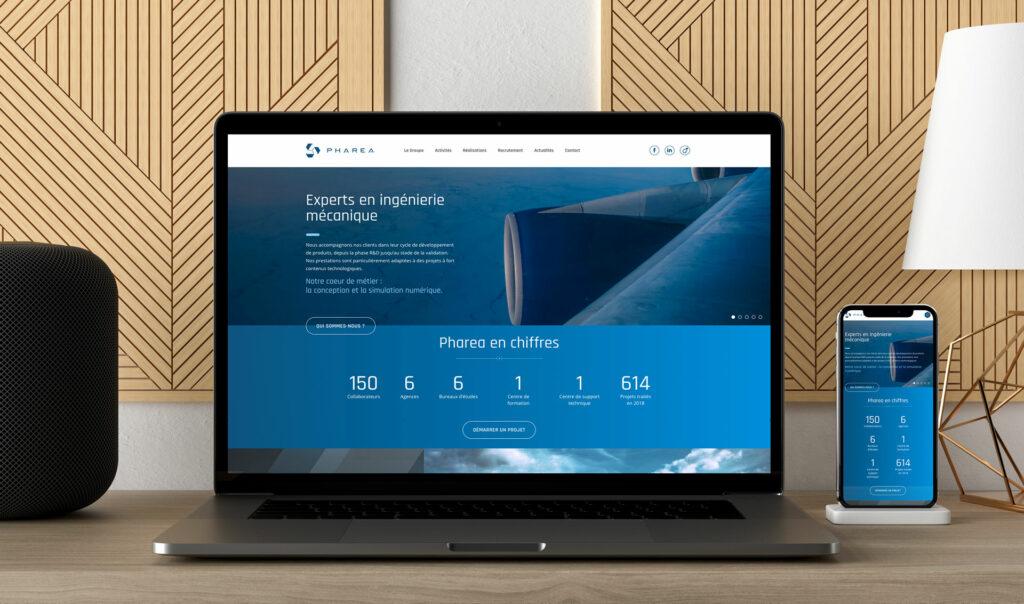 homepage site Pharea