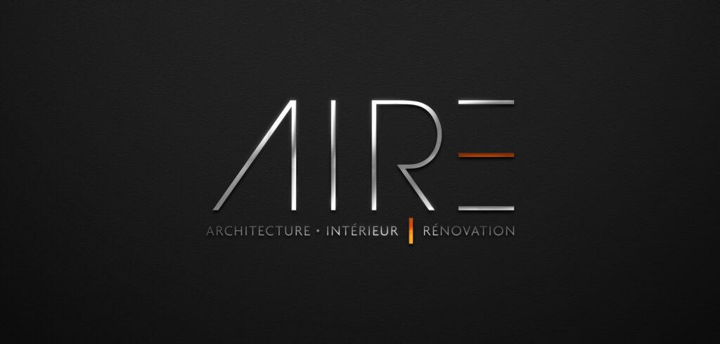 logotype AIRE par Linghün