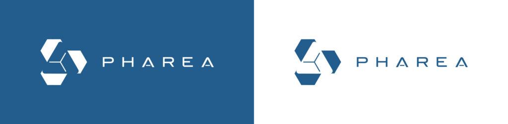 déclinaisons du logo Pharea
