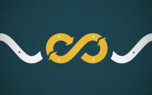 symbole du cycle vertueux Re-uz